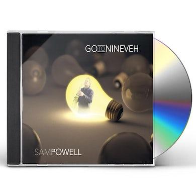 Sam Powell GO TO NINEVEH CD