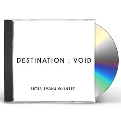 Peter Evans DESTINATION: VOID CD