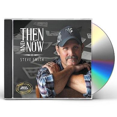 Steve Smith THEN & NOW CD