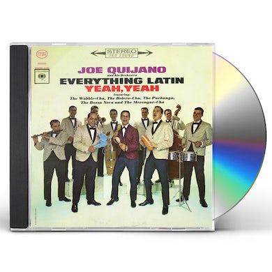 Joe Quijano EVERYTHING LATIN - YEAH YEAH CD