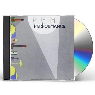 Premiata Forneria Marconi PERFORMANCE CD