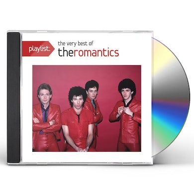 PLAYLIST: THE VERY BEST OF THE ROMANTICS CD