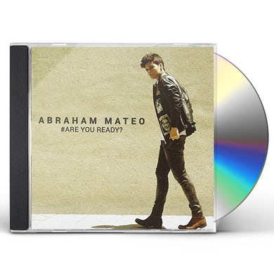 Abraham Mateo ARE YOU READY CD