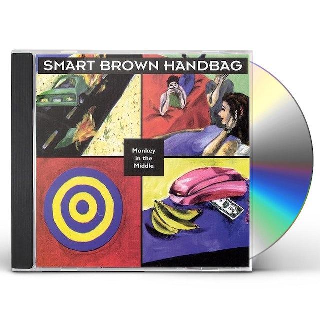 Smart Brown Handbag