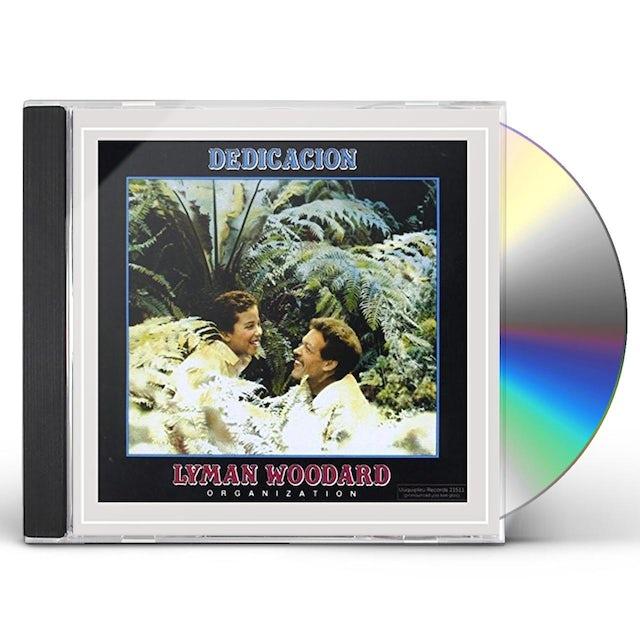 Lyman Woodard Organization DEDICACION CD