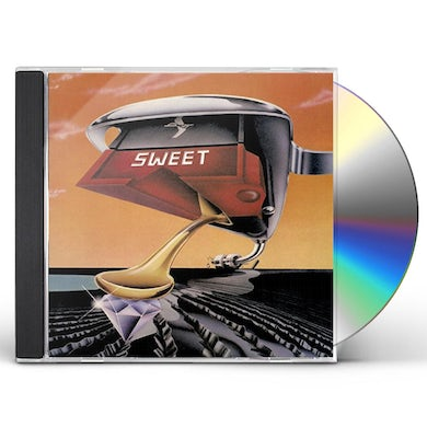Sweet OFF THE RECORD CD