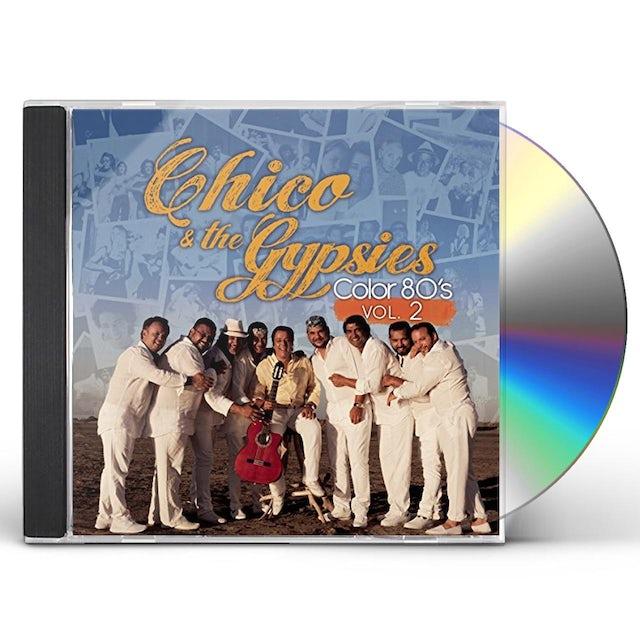 Chico & The Gypsies COLOR 80'S VOLUME 2 CD