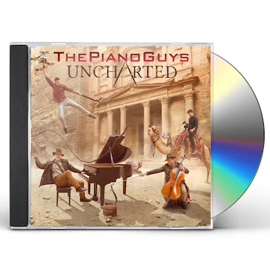 The Piano Guys UNCHARTED CD
