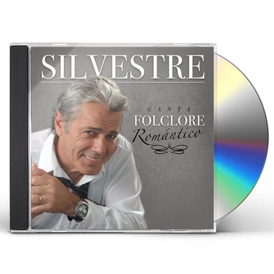 silvestre CANTA FOLKLORE ROMANTICO CD