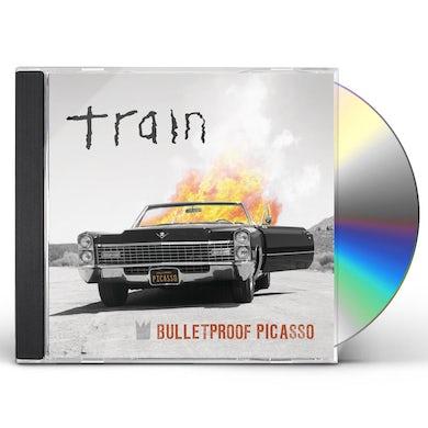 Train BULLETPROOF PICASSO CD
