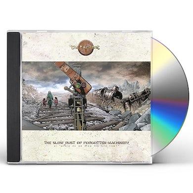 Tangent SLOW RUST OF FORGOTTEN MACHINERY CD