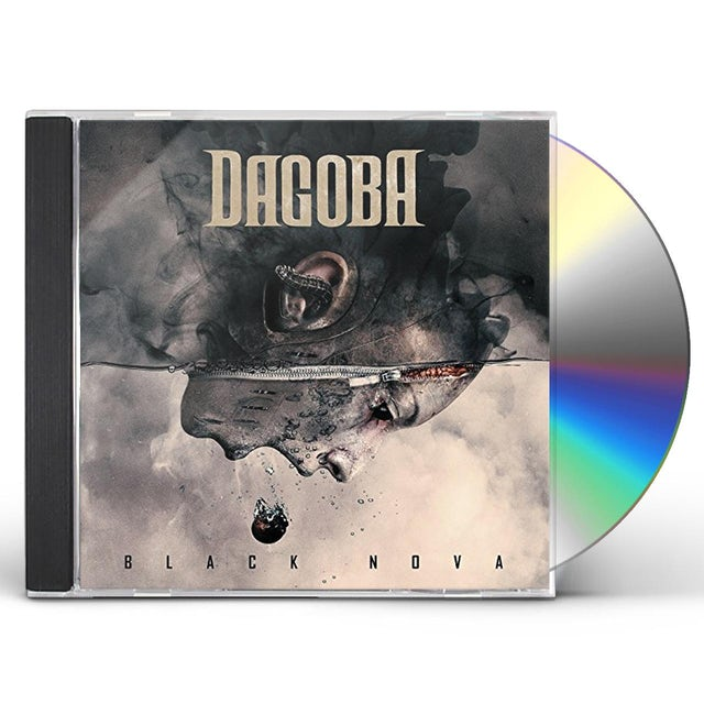Dagoba BLACK NOVA: DELUXE EDITION CD