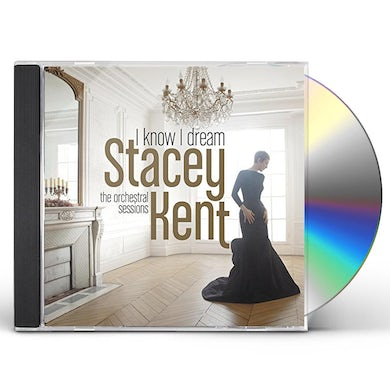 Stacey Kent I KNOW I DREAM CD