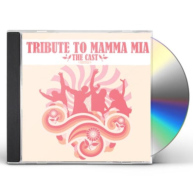 Cast TRIBUTE TO MAMMA MIA CD