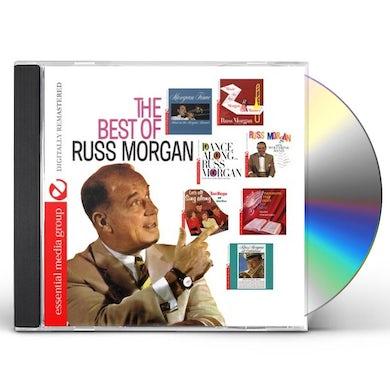 Russ Morgan BEST OF CD