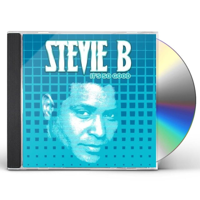 Stevie B. IT'S SO GOOD CD