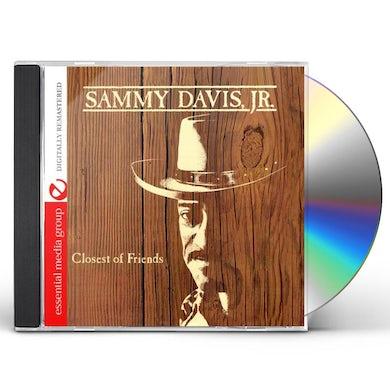 Sammy Davis Jr CLOSEST OF FRIENDS CD