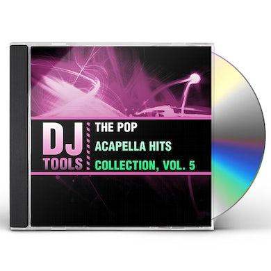 DJ Tools POP ACAPELLA HITS COLLECTION 5 CD