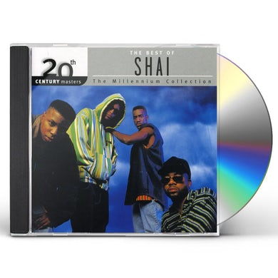 shai 20TH CENTURY MASTERS: MILLENNIUM COLLECTION CD