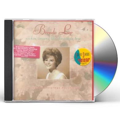 Brenda Lee Rockin' Around The Christmas Tree CD