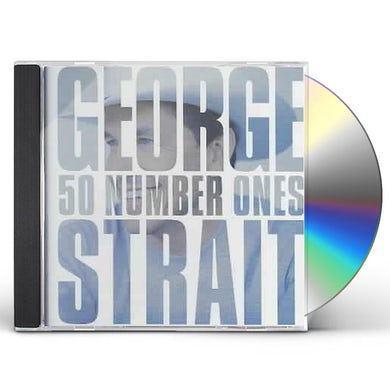 George Strait 50 #1'S CD