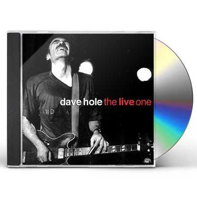Dave Hole LIVE ONE CD