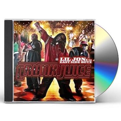 Lil Jon CRUNK JUICE CD