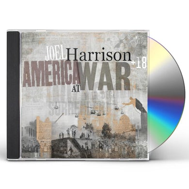 Joel Harrison America At War CD