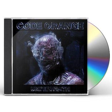 Code Orange UNDERNEATH CD