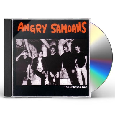 Angry Samoans UNBOXED SET CD