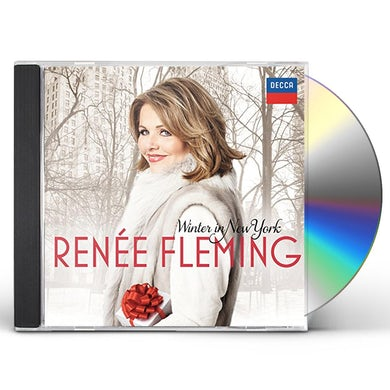 Renee Fleming WINTER IN NEW YORK CD