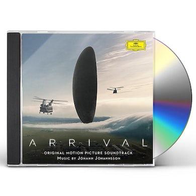 Johann Johannsson ARRIVAL CD