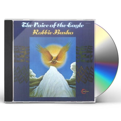 Robbie Basho VOICE OF THE EAGLE CD