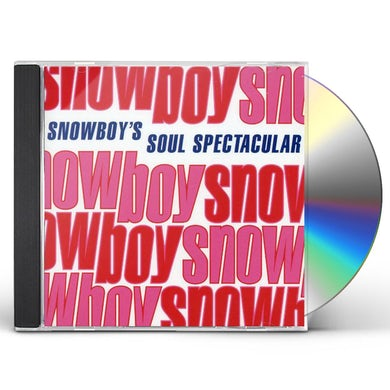 Snowboy SOUL SPECTACULAR CD