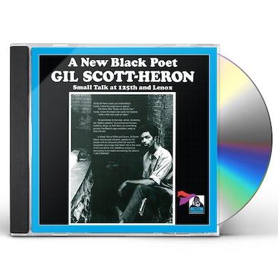 Gil Scott-Heron SMALL TALK AT 125TH & LENOX CD