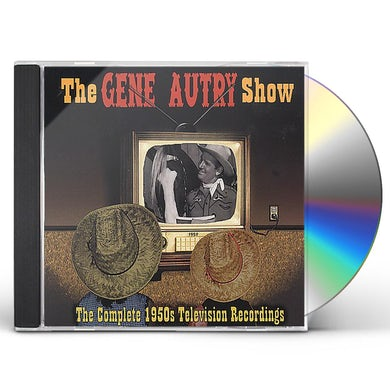 Gene Autry COMPLETE 1950'S TELEVISION RECORDINGS CD