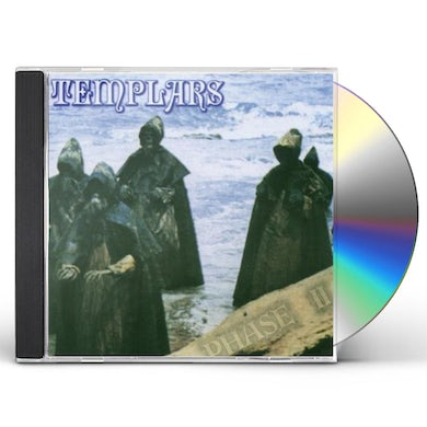 Templars PHASE TWO CD