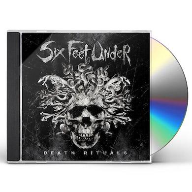 Six Feet Under DEATH RITUALS CD