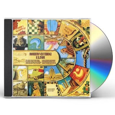 Roberto Vecchioni ELISIR CD