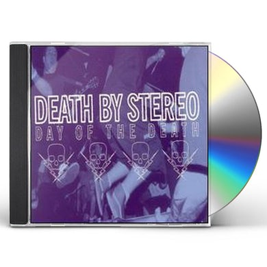 Death By Stereo DAY OF THE DEATH CD