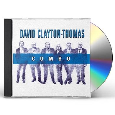 David Clayton-Thomas COMBO CD