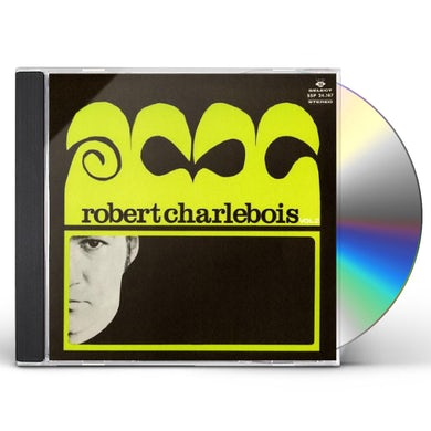 Robert Charlebois VOL. 2 CD