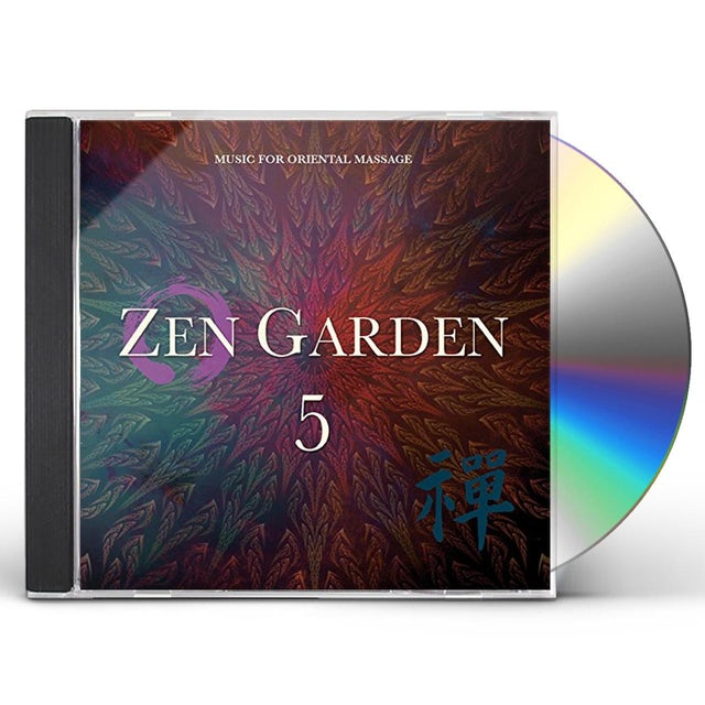 Stuart Michael ZEN GARDEN 5 (MUSIC FOR ORIENTAL MASSAGE) CD