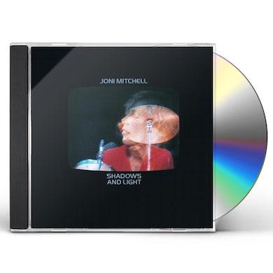 Joni Mitchell SHADOWS & LIGHT CD
