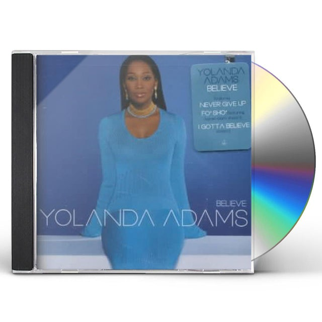 Yolanda Adams BELIEVE CD