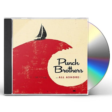 Punch Brothers ALL SHORE CD