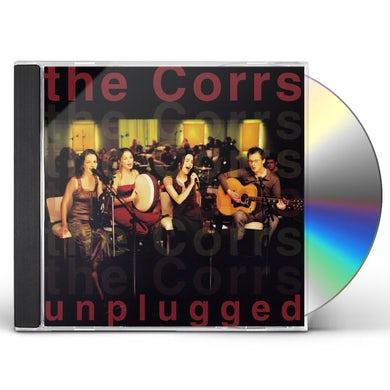 Corrs UNPLUGGED CD