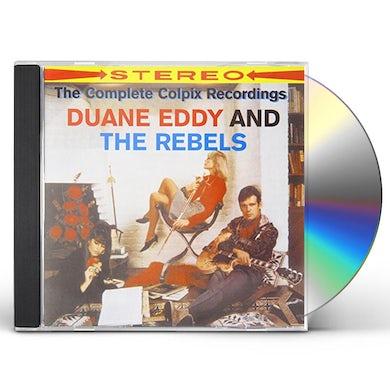 Duane Eddy COMPLETE COLPIX RECORDINGS: 30 CUTS CD