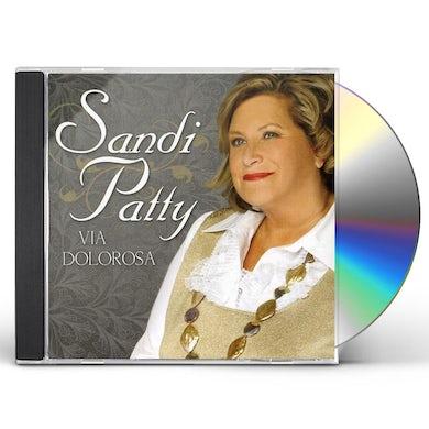 Sandi Patty VIA DOLOROSA: ANTHEMS OF REDEMPTION CD