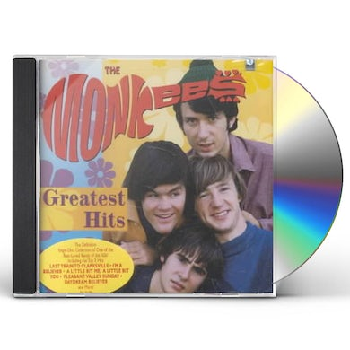 The Monkees GREATEST HITS CD